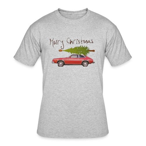Ford Pinto Merry Christmas - Men's 50/50 T-Shirt