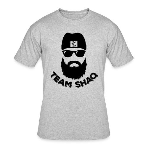 team shaq - Men's 50/50 T-Shirt