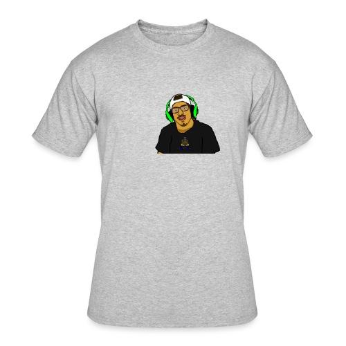 Profile pic - Men's 50/50 T-Shirt