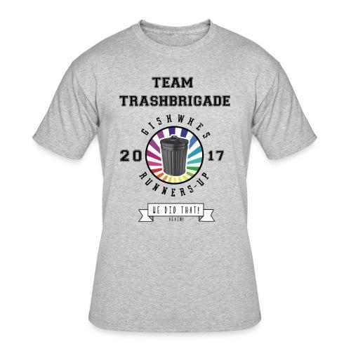 TrashBrigade 2017 - Men's 50/50 T-Shirt