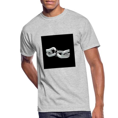 break the chains - Men's 50/50 T-Shirt