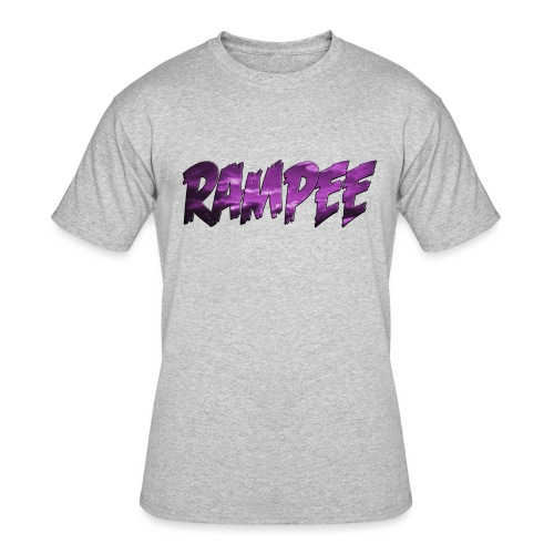 Purple Cloud Rampee - Men's 50/50 T-Shirt