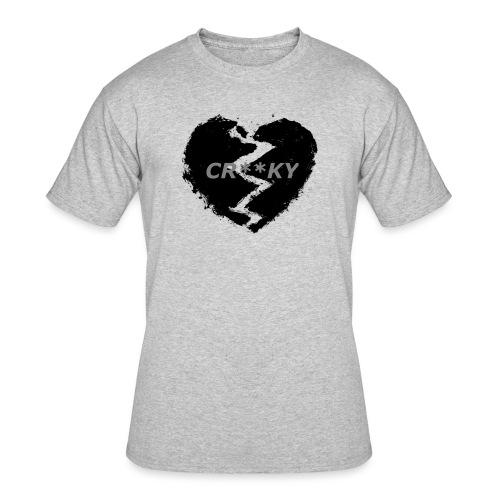 HeartBrake - Men's 50/50 T-Shirt