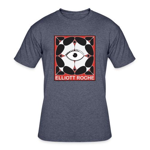 ElliottRedEye - Men's 50/50 T-Shirt