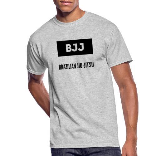 BJJ Brazilian Jiu-Jitsu - Men's 50/50 T-Shirt