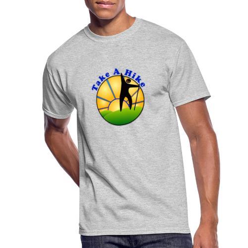Take A Hike - Men's 50/50 T-Shirt