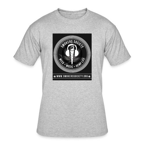 Smokers Society - Men's 50/50 T-Shirt