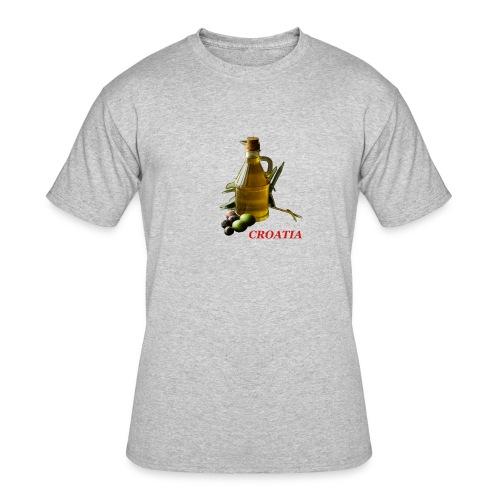 Croatian Gourmet 2 - Men's 50/50 T-Shirt