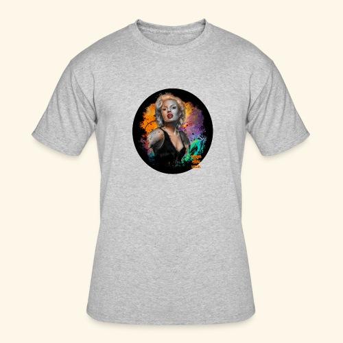 Marilyn Monroe - Men's 50/50 T-Shirt
