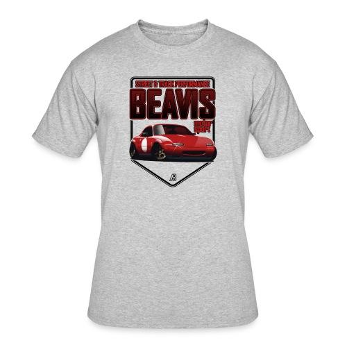 Arty Miata - Men's 50/50 T-Shirt