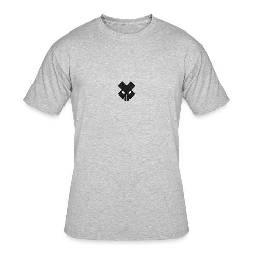 T.V.T.LIFE LOGO - Men's 50/50 T-Shirt
