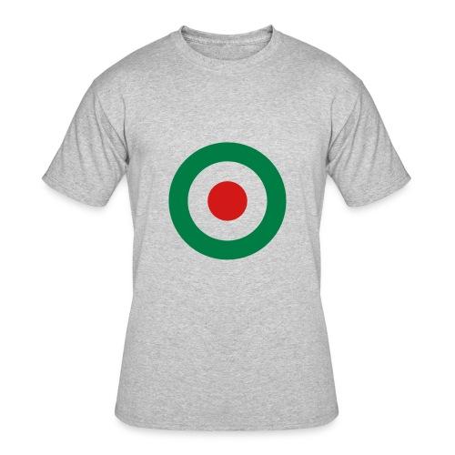 Italy Symbol - Axis & Allies - Men's 50/50 T-Shirt