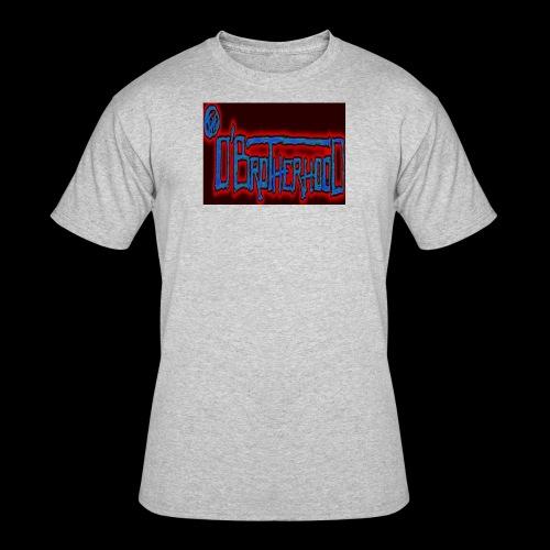 The D'BroTHerHooD Logo - Men's 50/50 T-Shirt