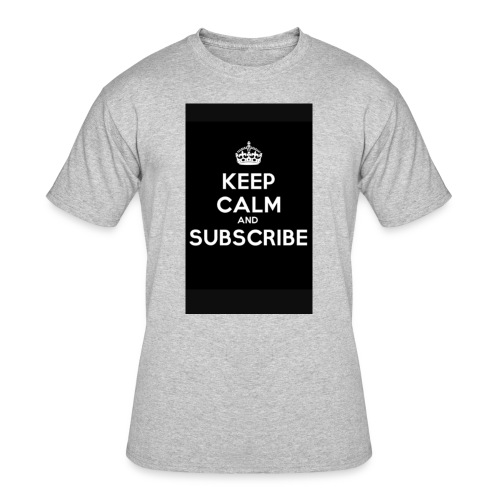 Keep calm merch - Men's 50/50 T-Shirt