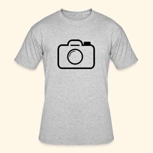 Camera - Men's 50/50 T-Shirt