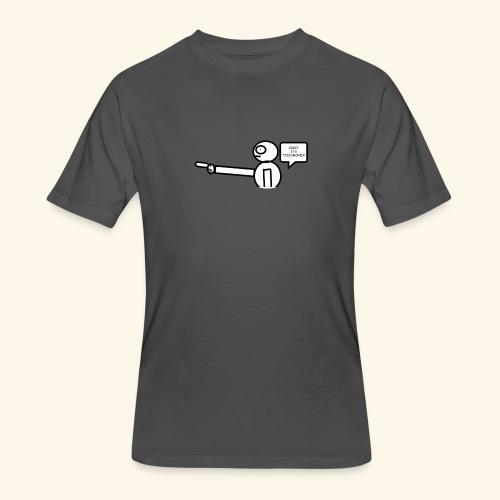 OMG its txdiamondx - Men's 50/50 T-Shirt