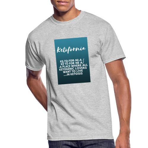 Ketofornia - Men's 50/50 T-Shirt