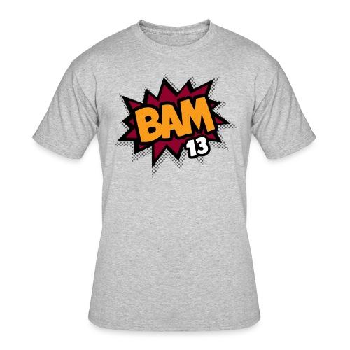 bam - Men's 50/50 T-Shirt