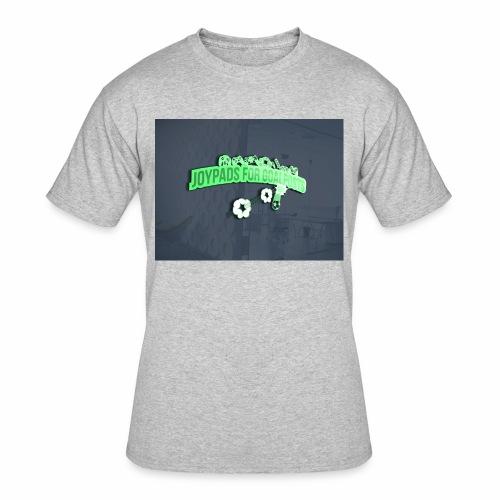 3D Mockup - Men's 50/50 T-Shirt