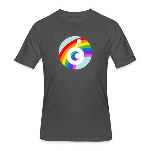 rainbow OST - Men's 50/50 T-Shirt