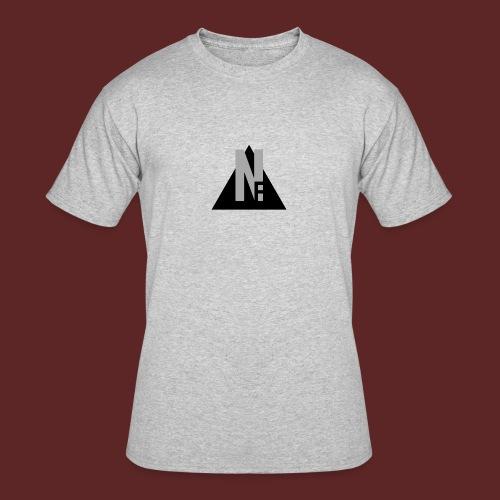 Basic NF Logo - Men's 50/50 T-Shirt
