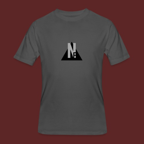 Basic NF Logo - Men's 50/50 T-Shirt