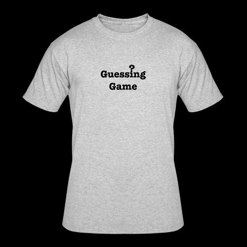 Question - Men's 50/50 T-Shirt
