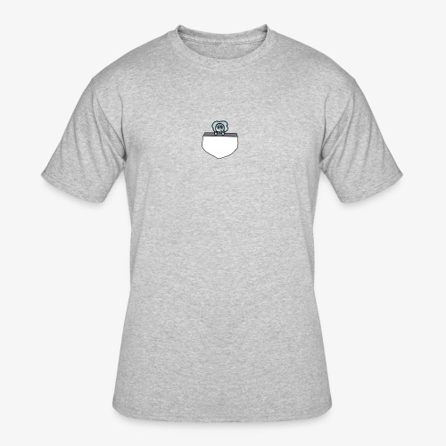 Johnson Pocket Buddy - Men's 50/50 T-Shirt
