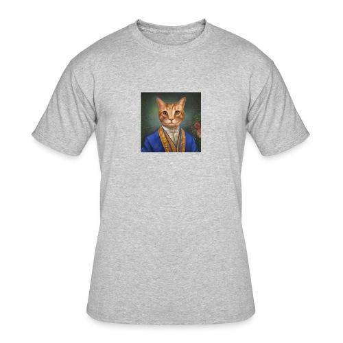 Don't let the suit fool you. - Men's 50/50 T-Shirt