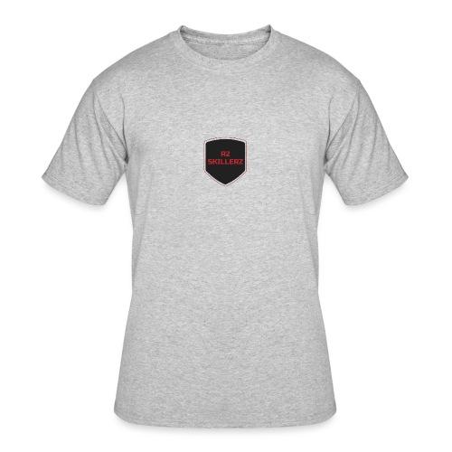 Design 3 - Men's 50/50 T-Shirt