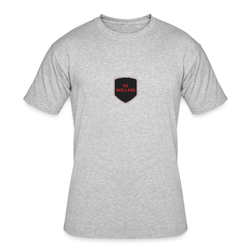 Design 3 - Men's 50/50 T-Shirt