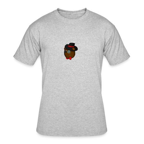Bears in tophats - Men's 50/50 T-Shirt