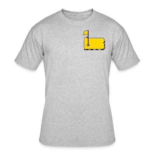Pittsburgh Golf - Hometahn - Men's 50/50 T-Shirt