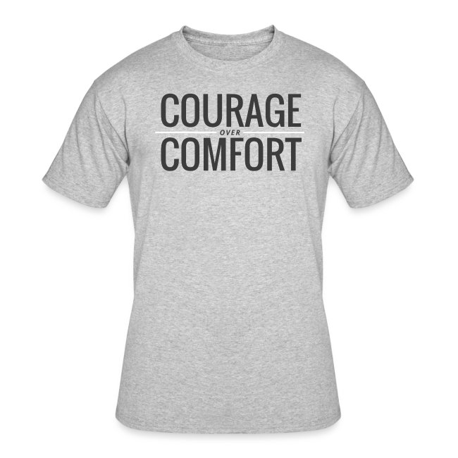 COURAGEcomfort white larg