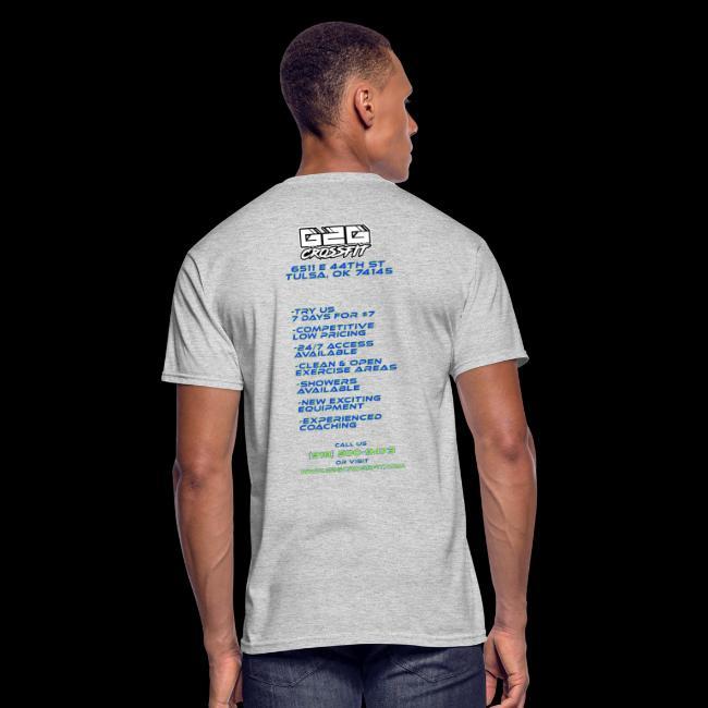 Advertise G2G CrossFit