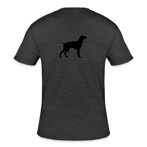 German Wirehaired Pointer - Men's 50/50 T-Shirt