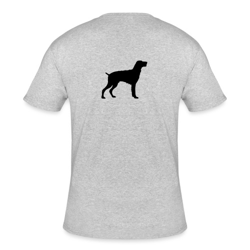 German Wirehaired Pointer - Men's 50/50 T-Shirt