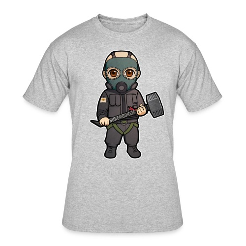 Nukem Hammer - Men's 50/50 T-Shirt