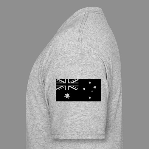 Australian flag subdued - Men's 50/50 T-Shirt