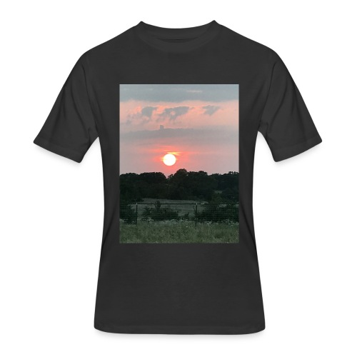 Nature Sunset - Men's 50/50 T-Shirt