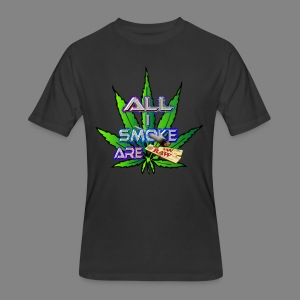 allismokearepapers - Men's 50/50 T-Shirt
