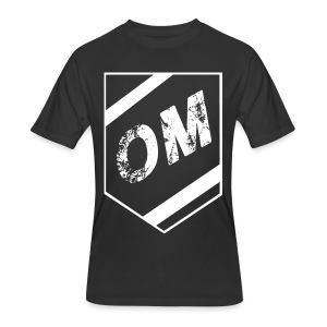 Orgo Drummer Shield - Men's 50/50 T-Shirt