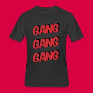 GANG GANG GANG - Men's 50/50 T-Shirt