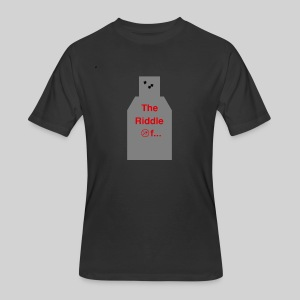 The riddle of... - Men's 50/50 T-Shirt