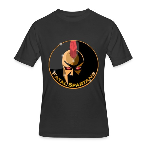 Fatal Spartans - Men's 50/50 T-Shirt