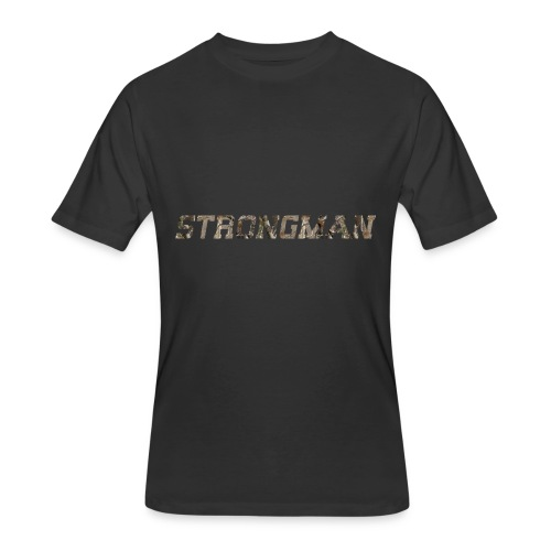 strongman front - Men's 50/50 T-Shirt