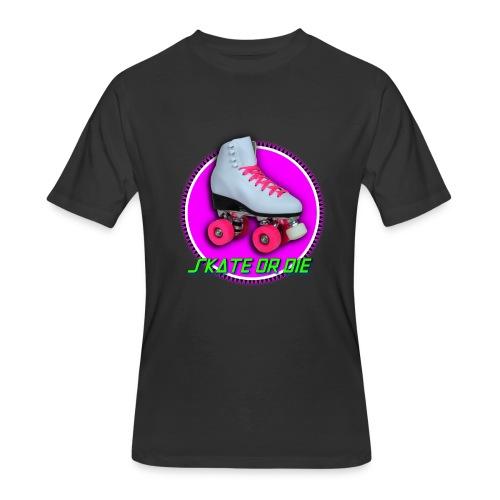 skate or die - Men's 50/50 T-Shirt