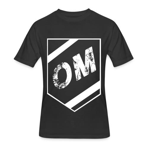 Orgo Drummer Shield - Men's 50/50 T-Shirt