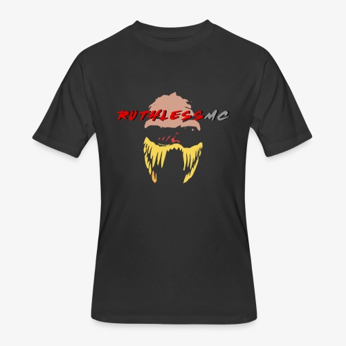 ruthless mc color logo t shirt - Men's 50/50 T-Shirt