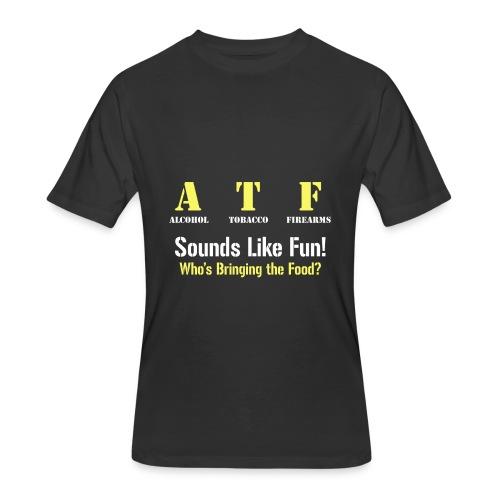 ATF Shirt - Men's 50/50 T-Shirt
